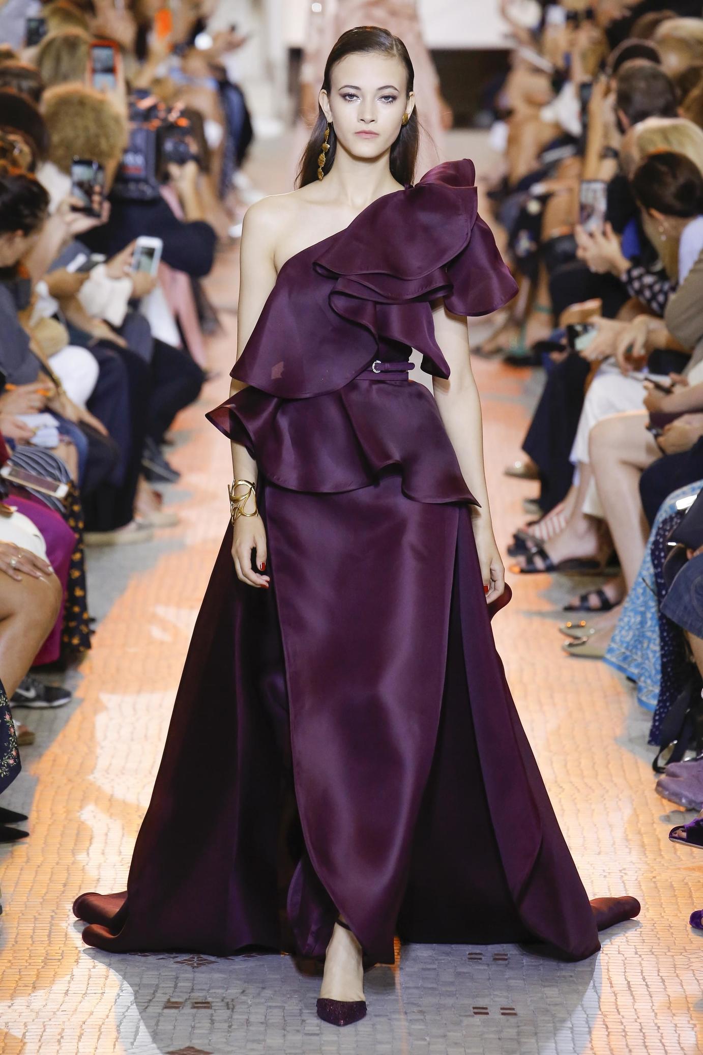 Robe de soiree haute couture elie saab