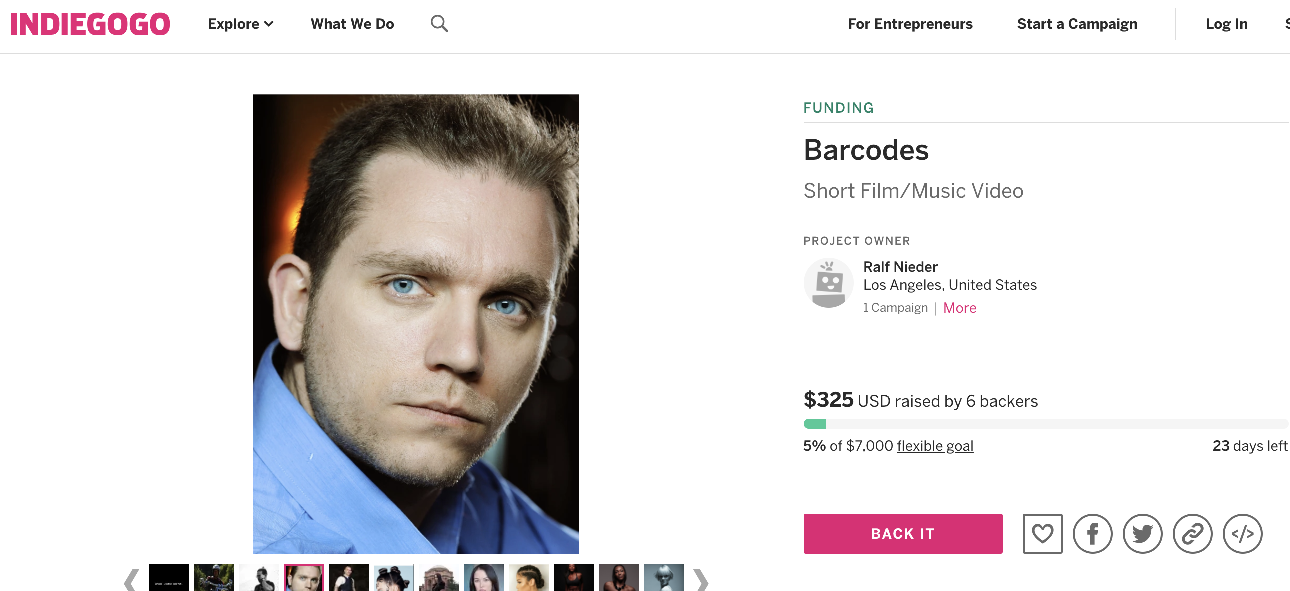 The Top Three Indiegogo Crowdfunders Of 2018 Barcodes Gadgets And