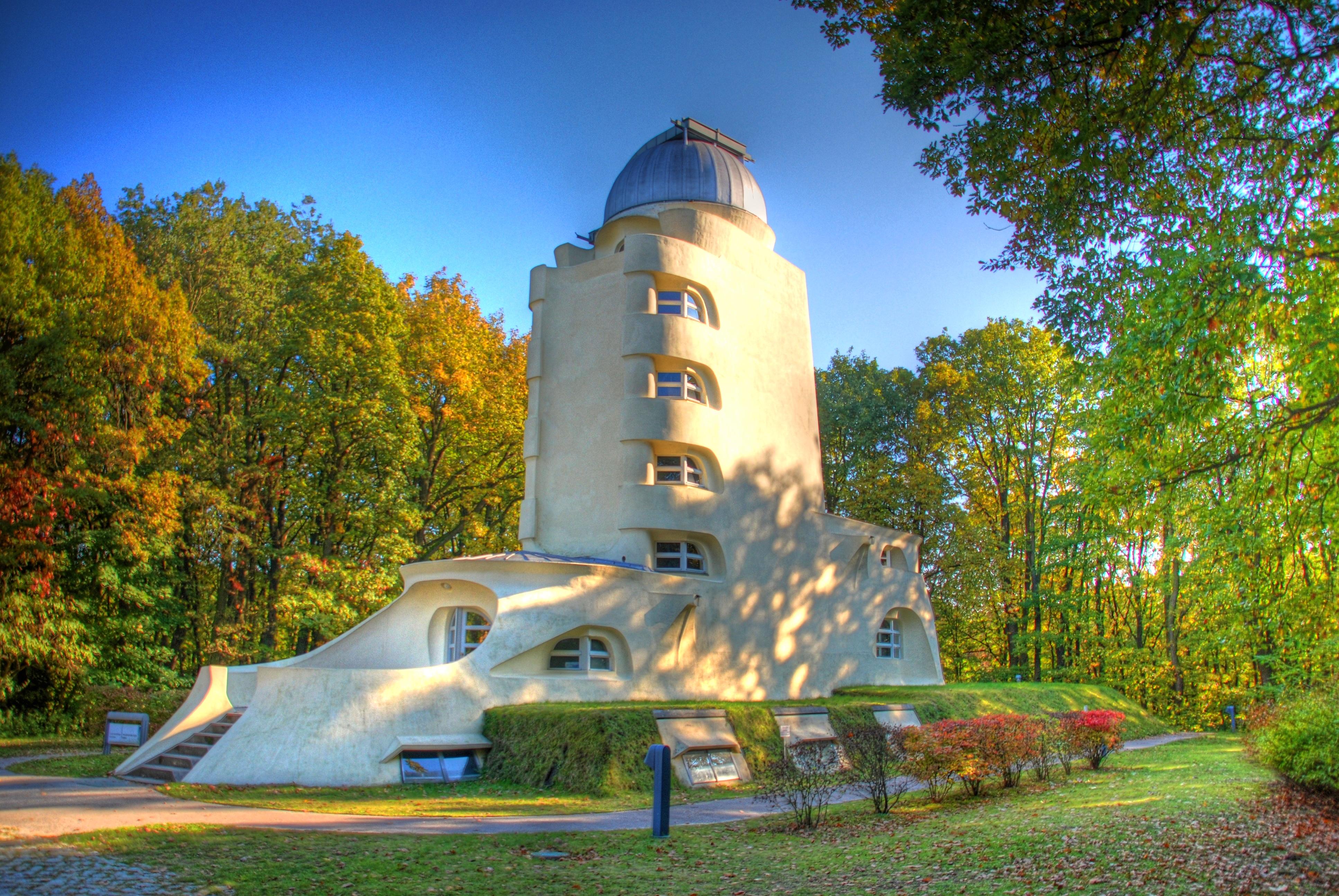 Einsteinturm am Telegraphenberg Potsdam