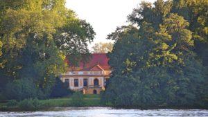 Schloss Caputh Albert Einstein Brandenburg