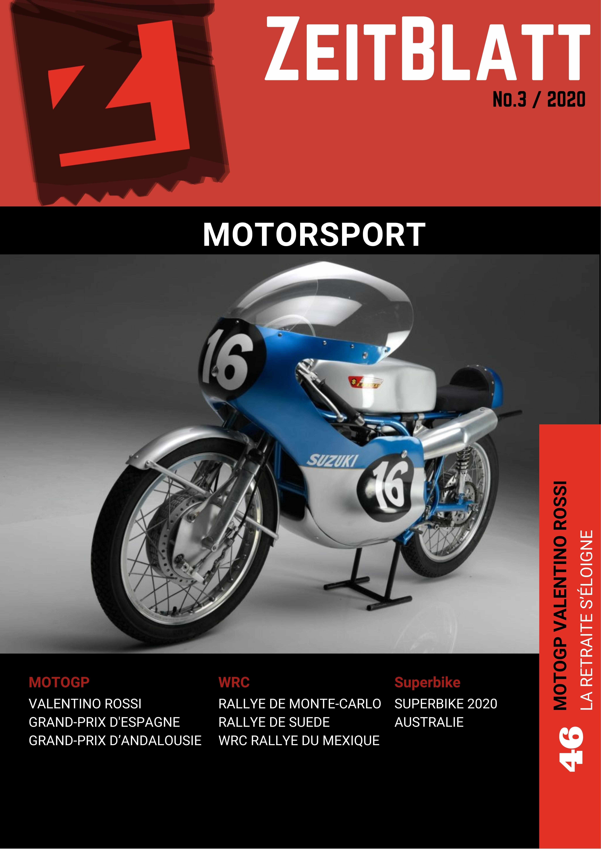 Motorsport 2020